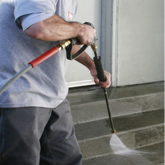 Concete Pressure Washing